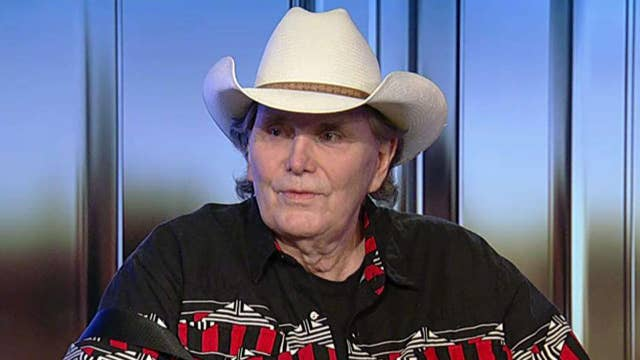Pat Garrett takes a stand against kneeling NFL players