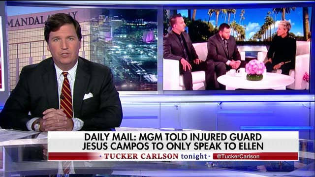 Tucker: key questions about the Las Vegas massacre remain unanswered.