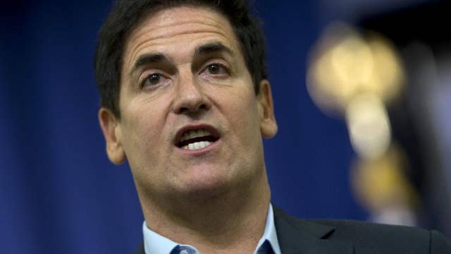 'OBJECTified': How Mark Cuban became a billionaire