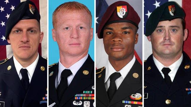 Officials reveal timeline of deadly Niger ambush