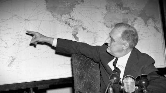 How FDR rallied a reeling nation to win a global war