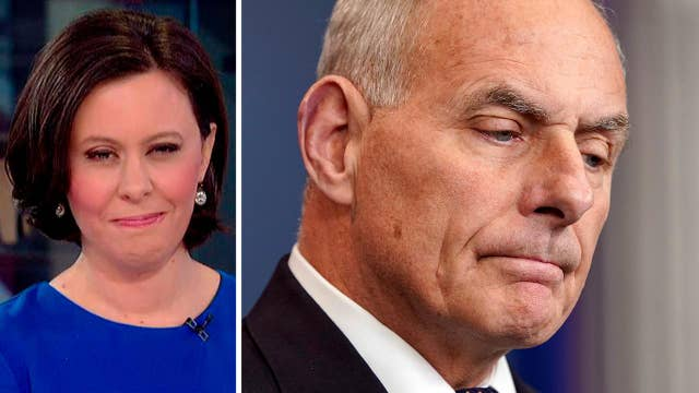 Mary Kissel: John Kelly exposed political 'fake courage'