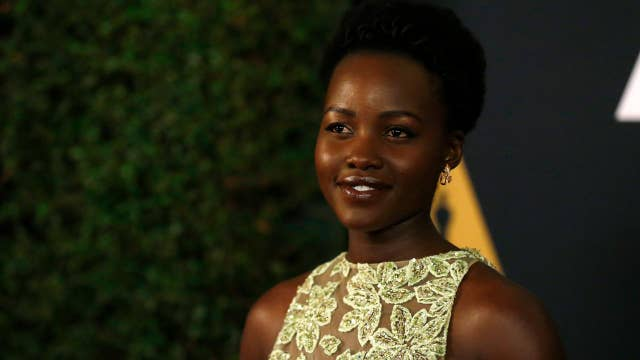 Lupita Nyong'o details harassment from Harvey Weinstein