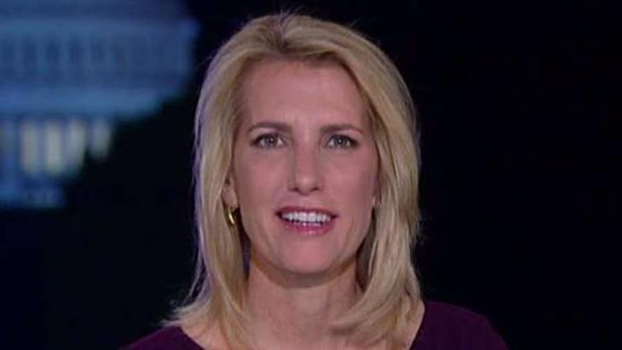 'The Ingraham Angle' host reacts to the White House chief of staff's remarks, discusses the Uranium One scandal on 'Hannity.'