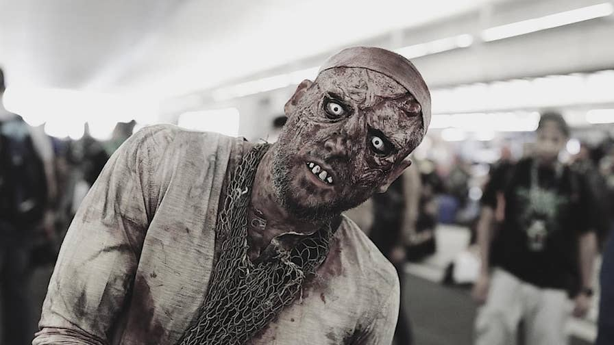 "Zombies aren't just a 'Walking Dead' phenomenon. They date back to the 17th century and are rooted in the institution of slavery. Fox News sat down with Tim Seeley, author of the ""Revival"" zombie-themed comic book series, to discuss the history of the undead."