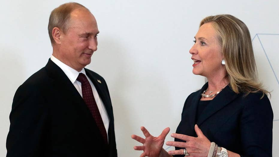 What is the Russia-Clinton uranium deal?