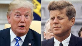 President Trump said Saturday that he intends to allow the release of long-classified files on the assassination of former President John F. Kennedy, a move that could shed light on a tragedy that has stirred conspiracy theories for decades.