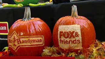 Mr. Handyman shares Halloween tips.