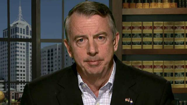 GOP candidate Ed Gillespie talks Virginia governor's race