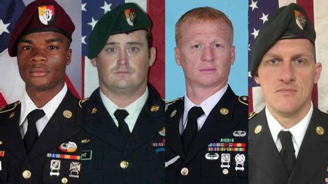 Are the media politicizing fallen American soldiers?