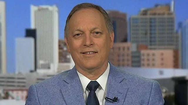 Rep. Biggs reacts to Bannon's attacks on GOP establishment