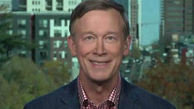 Gov. Hickenlooper: Health care shouldn't be partisan issue