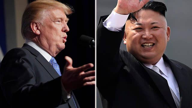 NKorea expert: Trump seems open to a 'preventative attack'