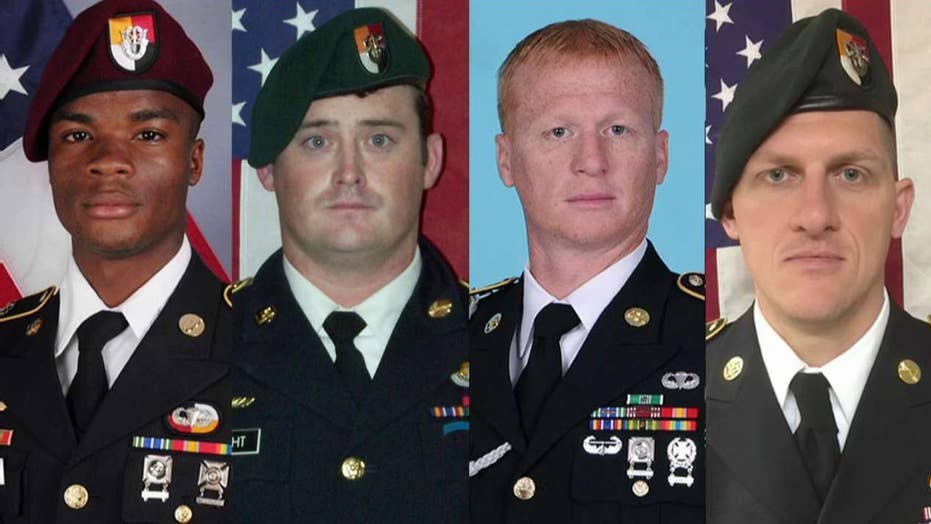 Are the media politicizing fallen American soldiers?