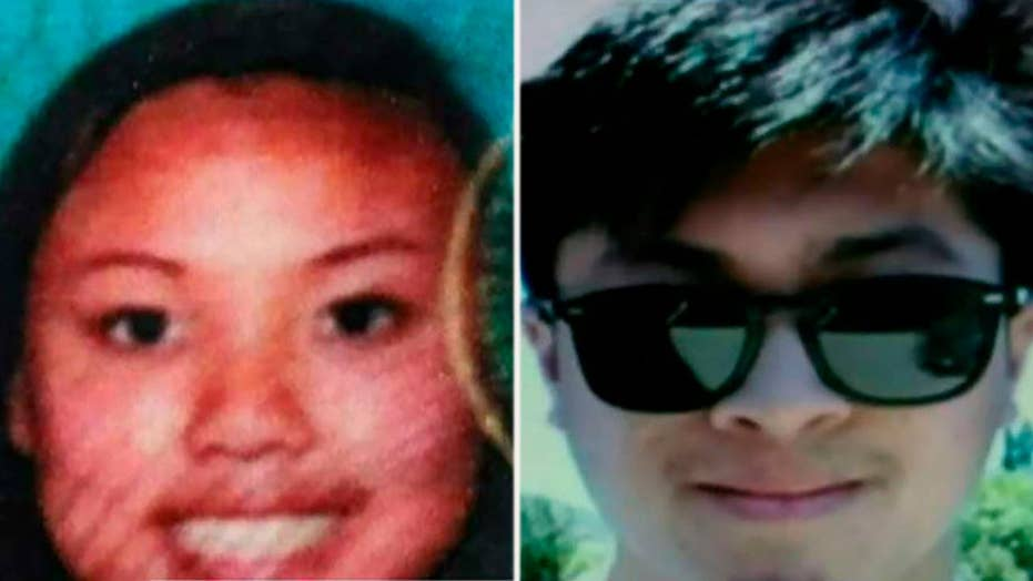 Hikers may have died in 'sympathetic' murder-suicide