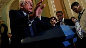 Following a local Democratic fundraising dinner in Rollinsford, N.H. on October 22, Vermont Senator Bernie Sanders discussed his reelection plans for next year, leaving his 2020 intentions vague.