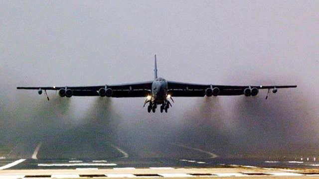 Report: US bombers preparing for 24-hour alert status
