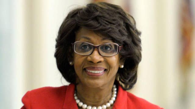Rep. Maxine Waters says she will 'take Trump out'