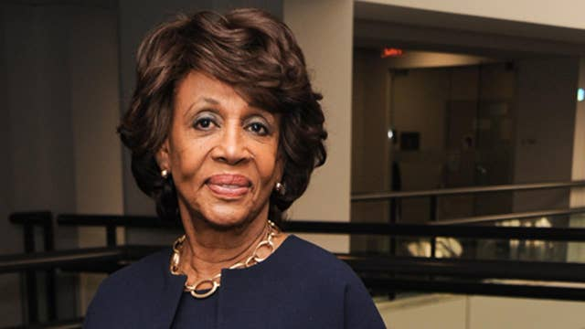 Should Secret Service look into Rep. Maxine Waters' threat?