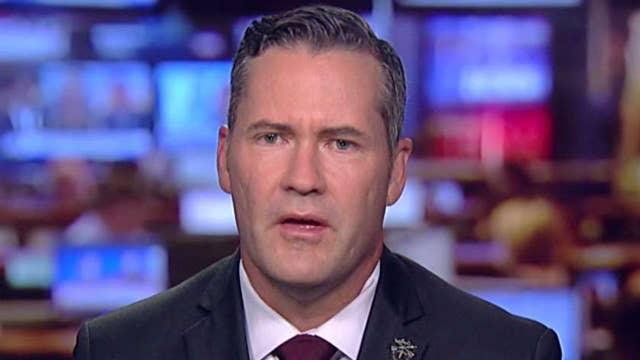 Michael Waltz reacts to Maddow's reporting of Niger ambush