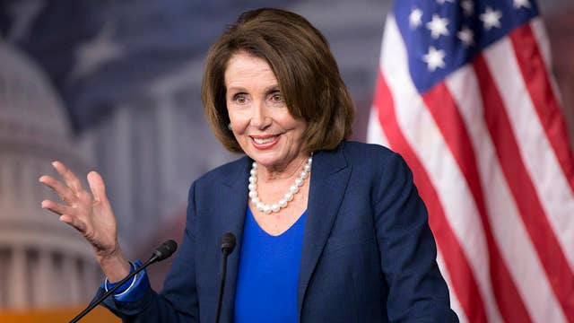 Should Democrats remove Nancy Pelosi from her top position?
