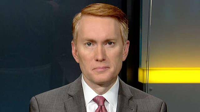 Sen. Lankford on what US soldiers are doing in Niger