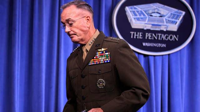 Gen. Dunford gives new details on Niger ambush