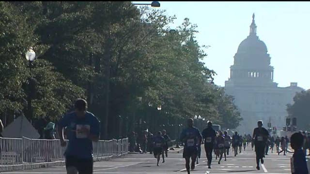 Runners raise money for Children's National