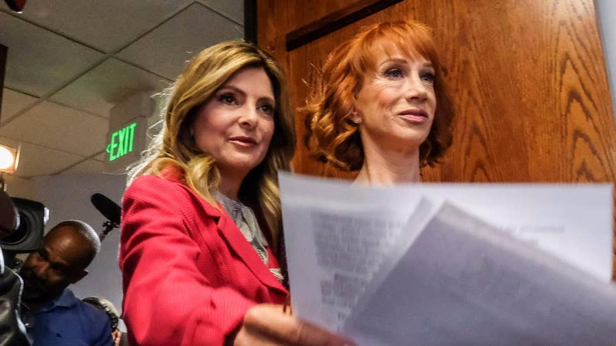 Fox411: Kathy Griffin is in another public feud, calling out her former attorney, Lisa Bloom, on Twitter, with Griffin demanding her money back from her legal services.