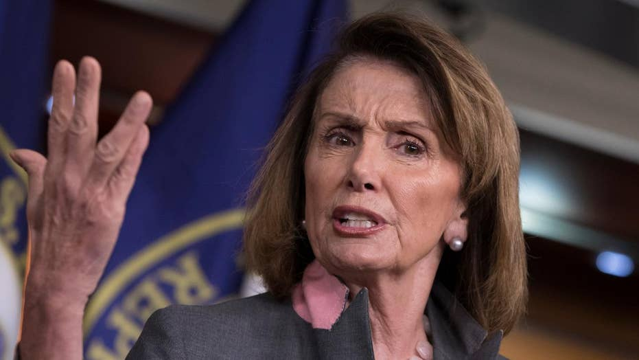 Pelosi says it's crucial she remain Democratic Party leader