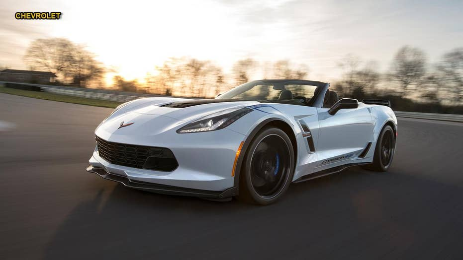 Why is the 2018 Chevy Corvette's model year being cut short?