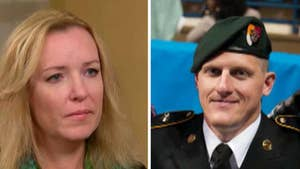 Michelle Black says she eventually wants to know the details about the Niger ambush, but for now they won't bring her husband back; Trace Gallagher has the story for 'Special Report.'