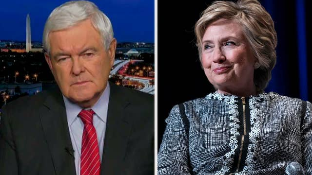 Gingrich: On the edge of the greatest corruption scandal