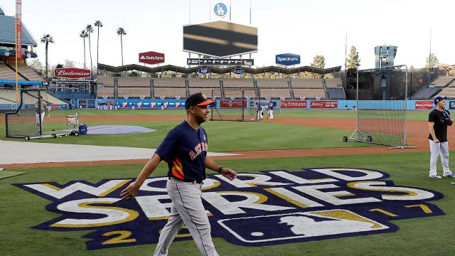 Game 1 of World Series could be hottest ever