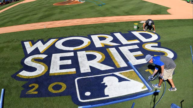 Dodgers-Astros World Series a hot ticket in Los Angeles