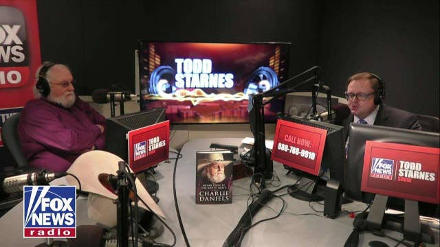 Charlie Daniels joins the Todd Starnes Show