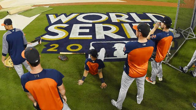 The World Series Astros-Dodgers matchup: What you need to know