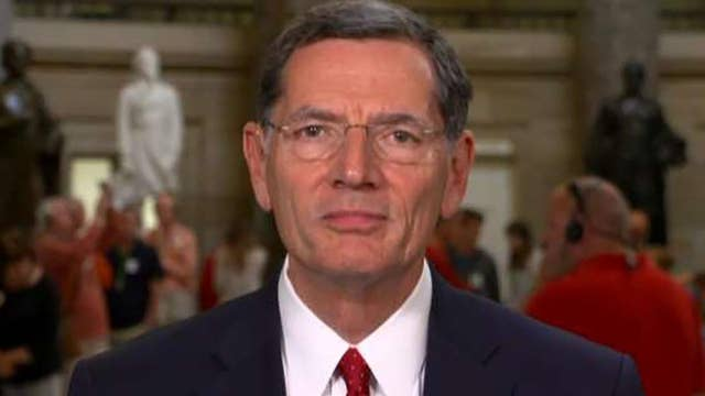 Barrasso: Focused on letting people keep more of their money