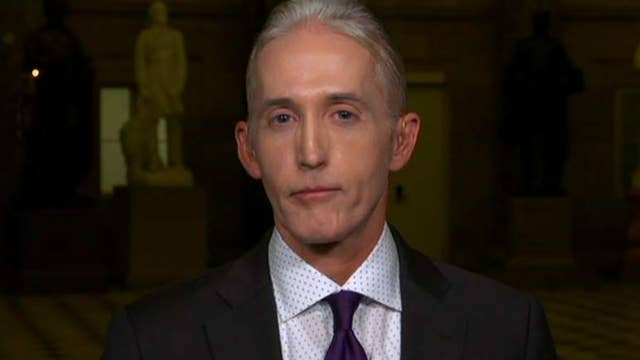 Rep. Trey Gowdy: The DOJ is not above scrutiny