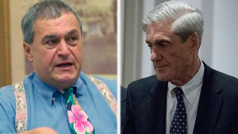 Mueller probing Tony Podesta's work for pro-Russian group