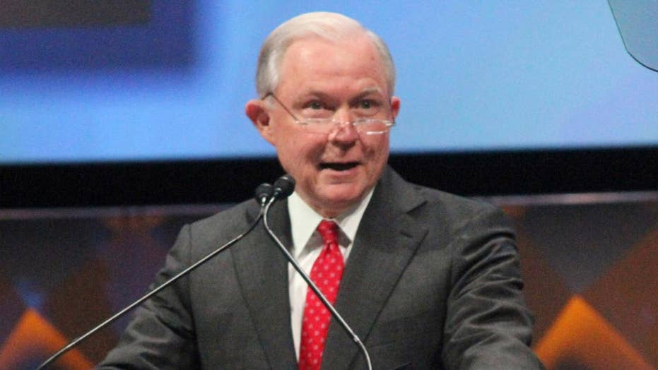 Attorney General Sessions vows to demolish the MS-13 gang