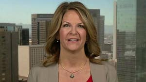 Republican candidate for Arizona Senate seat says President Trump backs her bid and that Sen. Jeff Flake's decision to retire is a win for voters and the president's pledge to drain the Swamp.