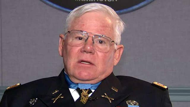 Army Captain Gary Rose opens up about his Medal of Honor