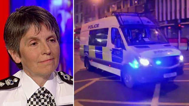 London police commissioner taking a tough stance on terror