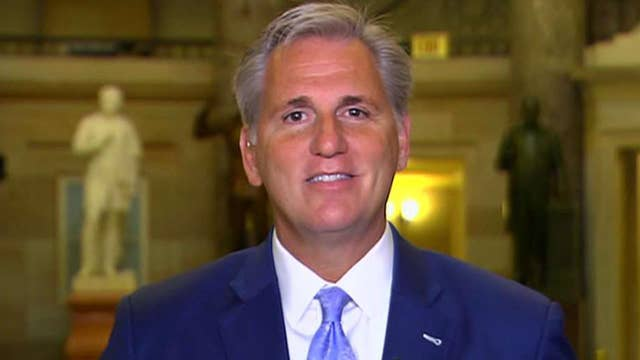 McCarthy: A vote for the budget is a vote for tax reform