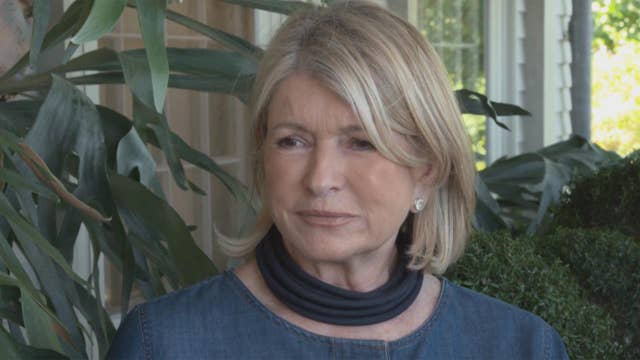 'OBJECTified' preview: Martha Stewart on her failed marriage