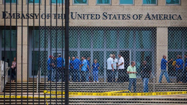 Cuba denies responsibility for sonic attacks