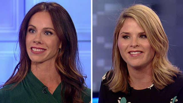 Bush sisters on growing up in the political spotlight