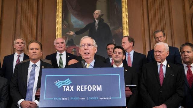 Will fiscal hawks balk at GOP plan for tax cuts?