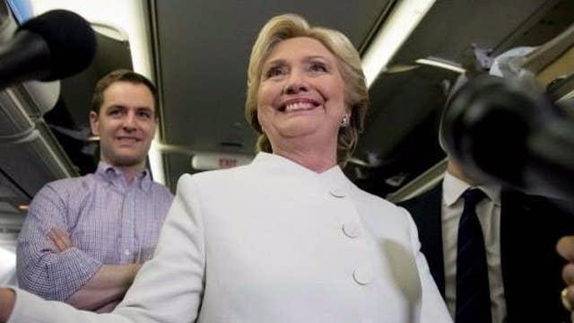 Clinton campaign, DNC helped fund anti-Trump dossier